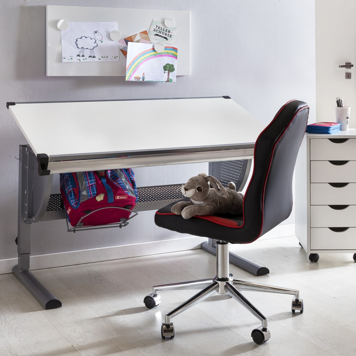 Schreibtisch Weiß 120 X 60 2021