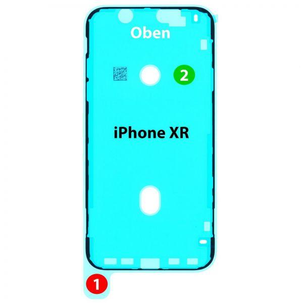 Apple iPhone XR Kleber Display