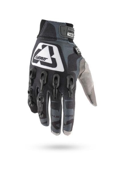 Handschuhe GPX 4.5 Lite schwarz-grau-weiss S