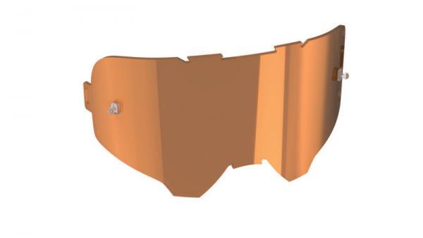 Linse Iriz bronze UC versp. 68% Lichtdurchlässigkeit
