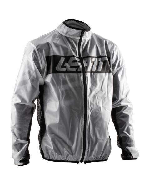 Jacke Race Cover transparent
