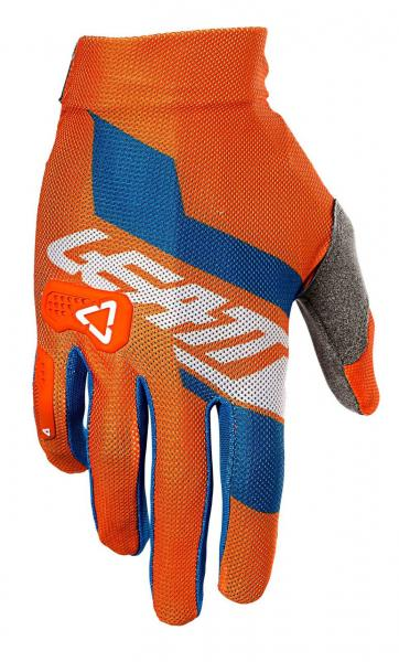 Handschuhe GPX 2.5 X-Flow orange-denim