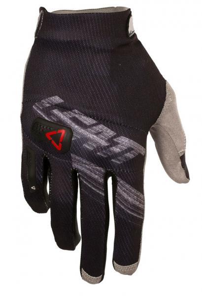 Handschuhe GPX 3.5 Lite schwarz-brushed