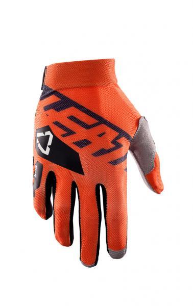 Handschuhe GPX 2.5 X-Flow schwarz-orange XL