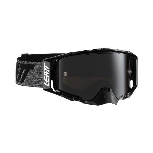 Brille Velocity 6.5 Iriz schwarz-grau verspiegelt