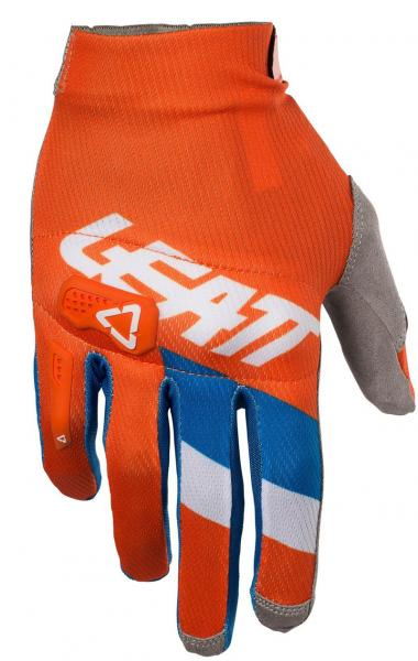 Handschuhe GPX 3.5 Lite orange-denim