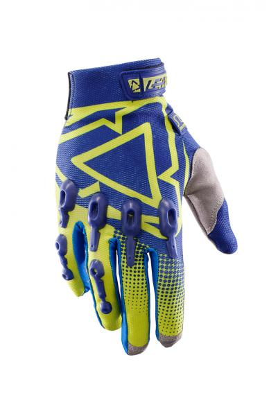 Handschuhe GPX 4.5 Lite blau-lime
