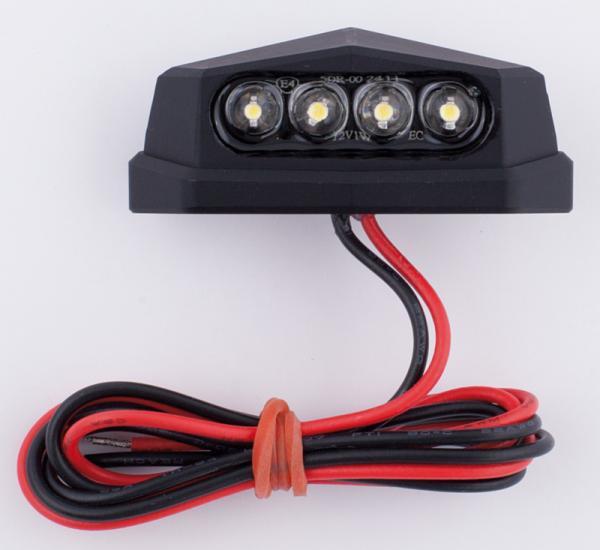 iXS-Kennzeichenleuchte Mini 04 Alu