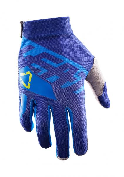 Handschuhe GPX 2.5 X-Flow blau-lime M