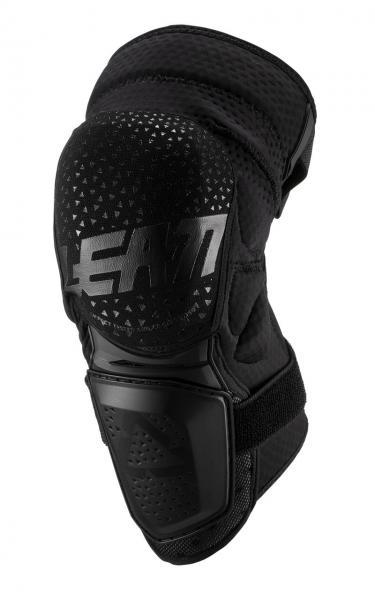 Knie Protektor 3DF Hybrid schwarz