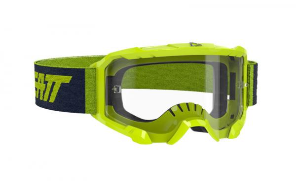 Brille Velocity 4.5 neon lime klar