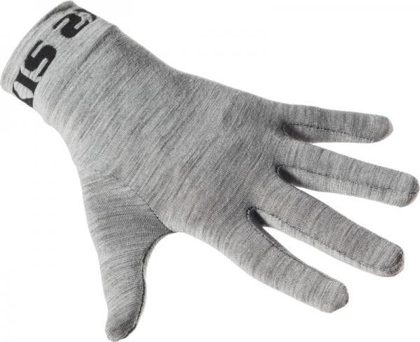 Unterhandschuh GLX Merino grau