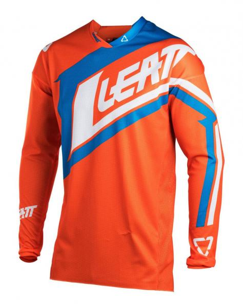 MX Jersey GPX 4.5 Lite orange-denim L