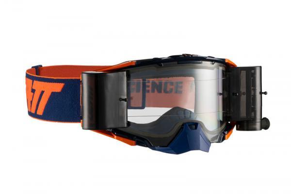Brille Velocity 6.5 Roll-Off ink-orange klar