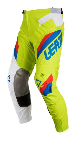 MX Hose GPX 3.5 Junior lime-weiss XL