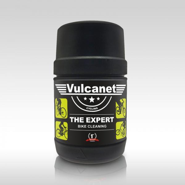 Vulcanet Dose (60 Tüchern+Microtuch) englisch
