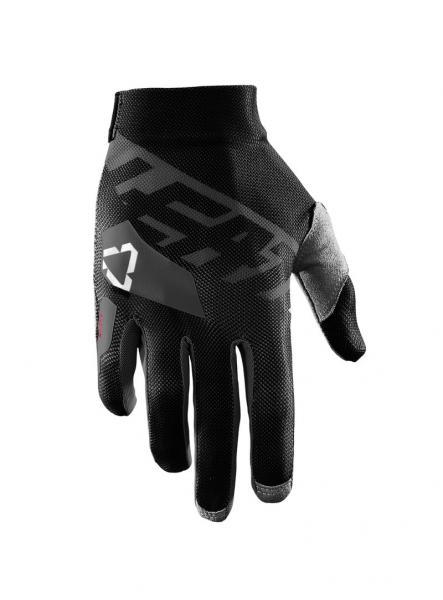 Handschuhe GPX 2.5 X-Flow schwarz-grau L