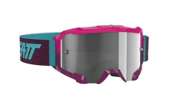 Brille Velocity 4.5 neon pink-klar