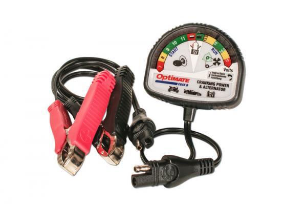 Batterie- und Lichtmaschinentester