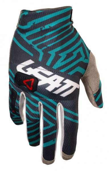 Handschuhe GPX 3.5 Lite grau-teal L