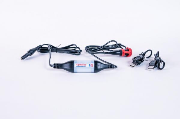 USB-Ladegerät mit SAE-Ladekabel