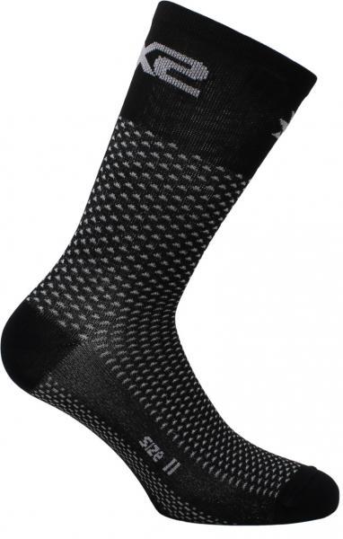 Kurze Socken SHORT LOGO schwarz III