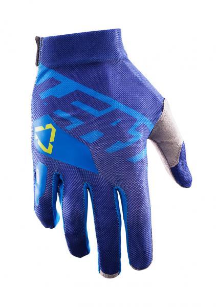 Handschuhe GPX 2.5 X-Flow blau-lime L