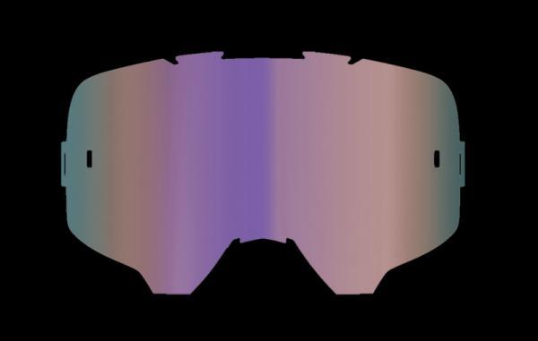 Linse Iriz purple versp. 30% Lichtdurchlässigkeit