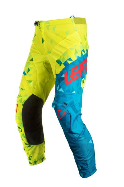 MX Hose GPX 2.5 Junior lime-teal L