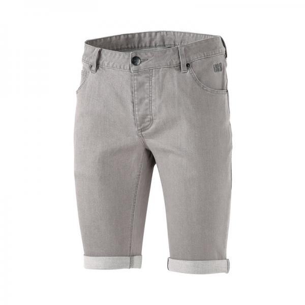 Nugget Denim Shorts grau