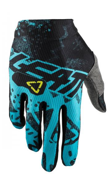 Handschuhe GPX 1.5 GripR tech blau L