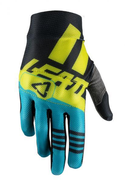 Handschuhe GPX 3.5 Junior schwarz-lime L