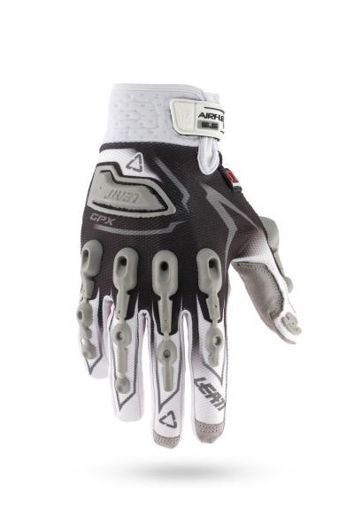 Handschuhe GPX 5.5 Lite weiss-schwarz