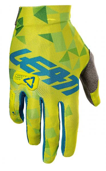 Handschuhe GPX 2.5 X-Flow lime-teal L