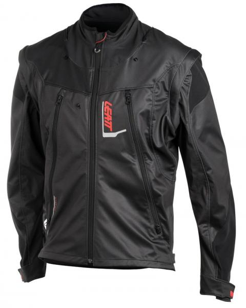 Jacke 4.5 Lite schwarz-grau XL