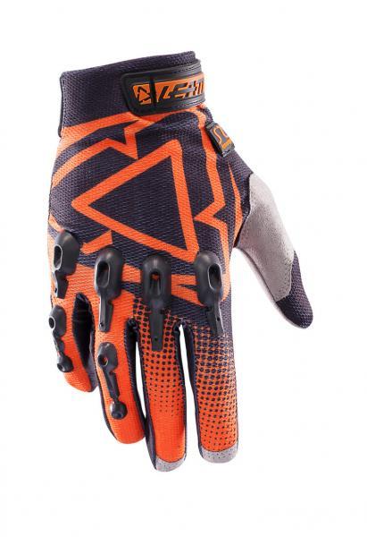 Handschuhe GPX 4.5 Lite orange-schwarz