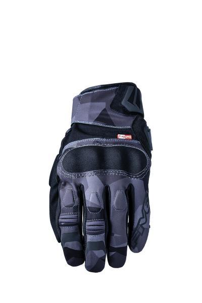 Handschuhe Boxer WP Camo schwarz-grau