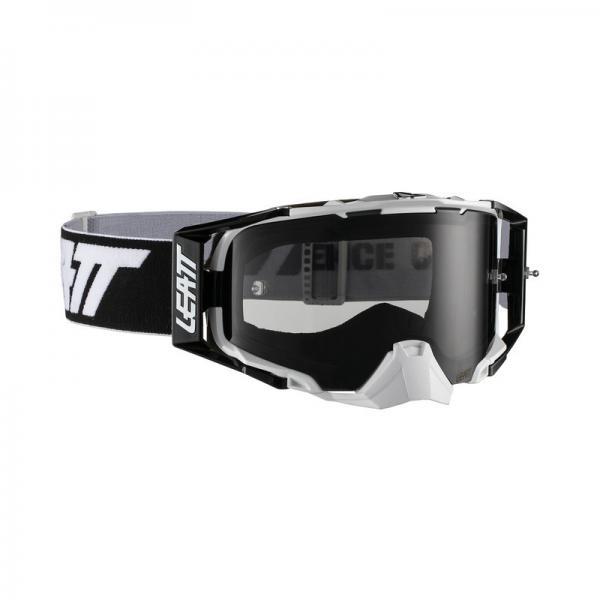 Brille Velocity 6.5 schwarz-weiss getönt