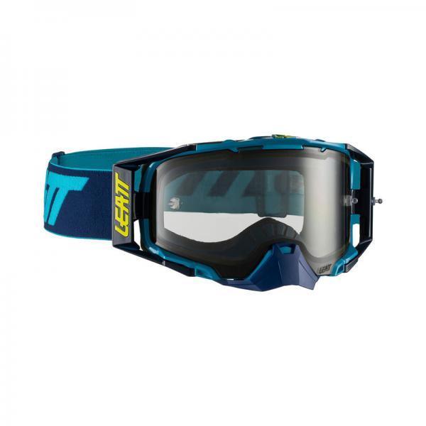 Brille Velocity 6.5 ink-blau getönt
