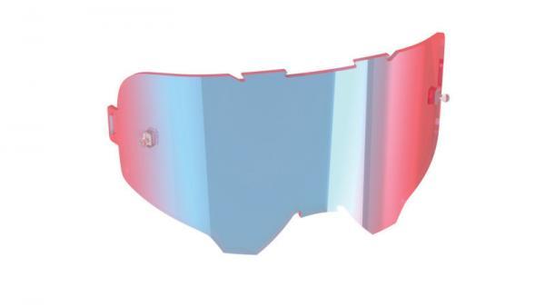Linse Iriz blau UC versp. 26% Lichtdurchlässigkeit