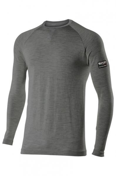 Funktions T-Shirt TS2 Merino anthrazit