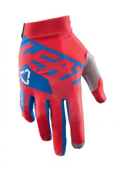 Handschuhe GPX 2.5 X-Flow rot-blau XL