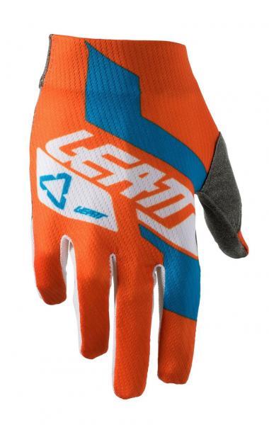 Handschuhe GPX 1.5 Junior orange-denim