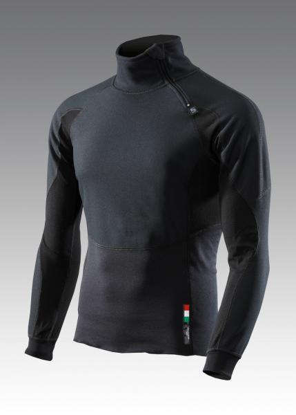 Windstopper Shirt FULL WTJ schwarz