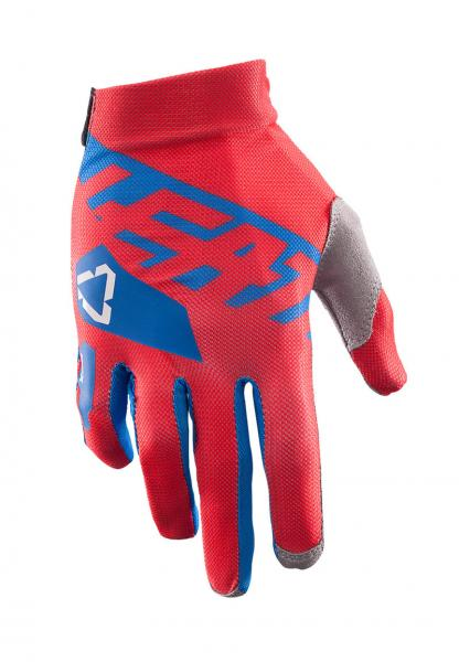 Handschuhe GPX 2.5 X-Flow rot-blau