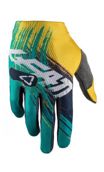 Handschuhe GPX 1.5 GripR gold-teal