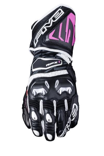 Handschuhe RFX1 Damen schwarz-pink