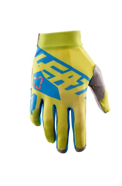 Handschuhe GPX 2.5 X-Flow lime-blau