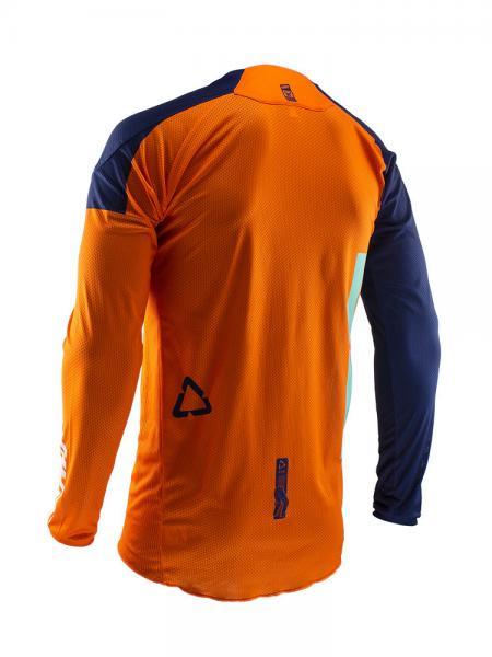MX Jersey GPX 3.5 Junior/ Mini orange-blau-weiss