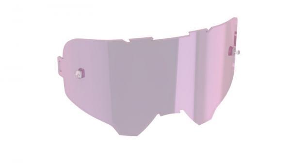 Linse Iriz purple versp. 78% Lichtdurchlässigkeit